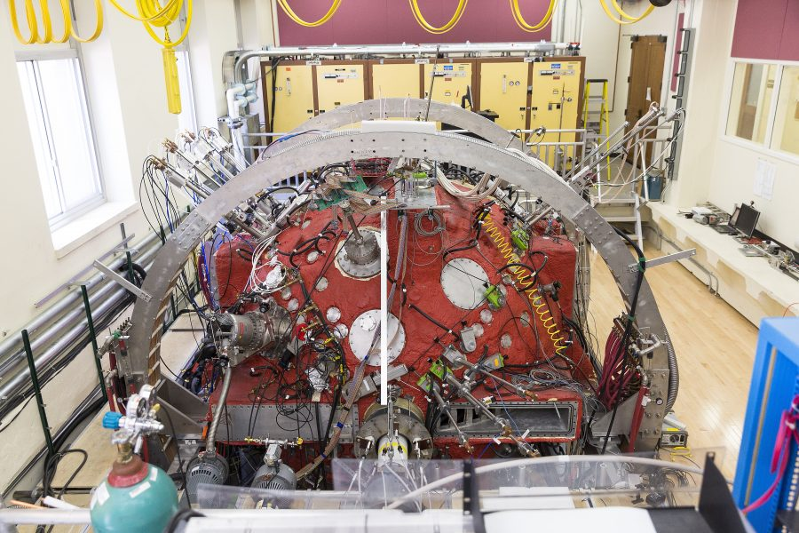 Development of a High-FLux Fusion Neutron Source
