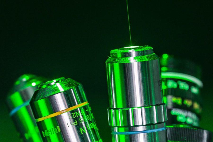 Photo of Optical Electrophysiology device
