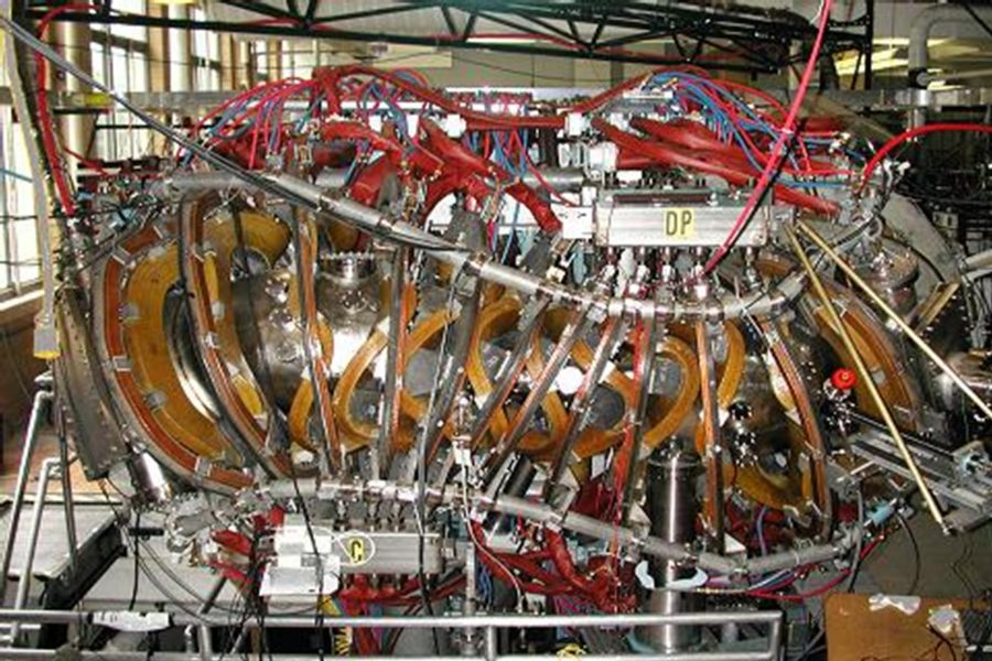 Fusion Energy start of the facility