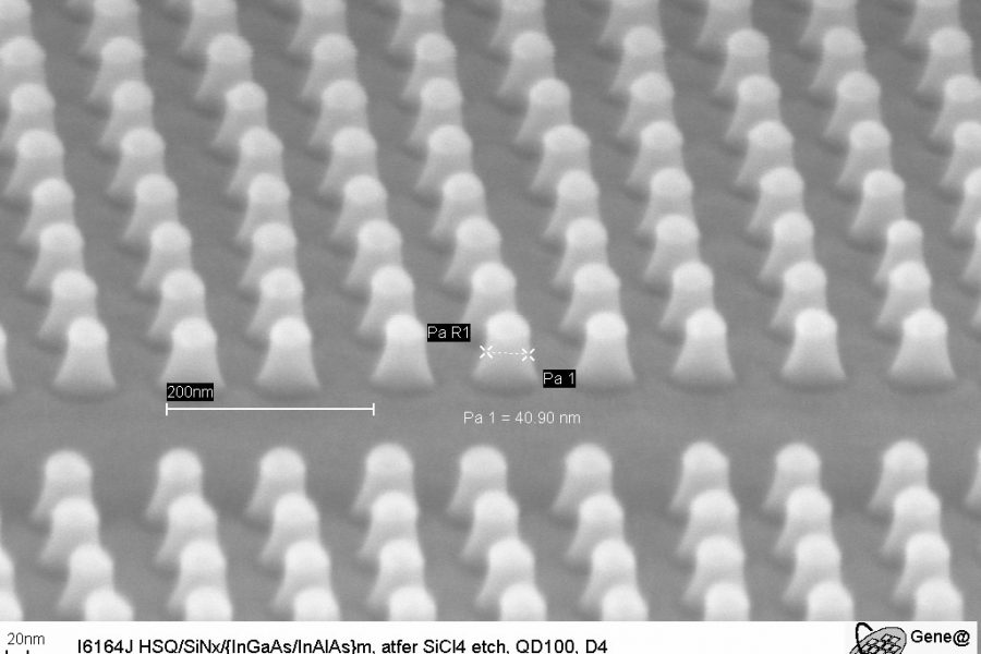 Ion Etching