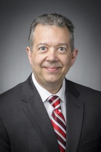 Graduate School Dean Bill Karpus